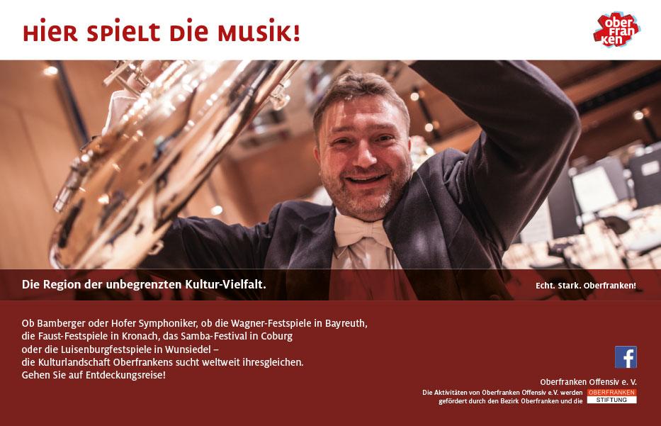Oberfranken Offensiv Anzeige Kultur Regional