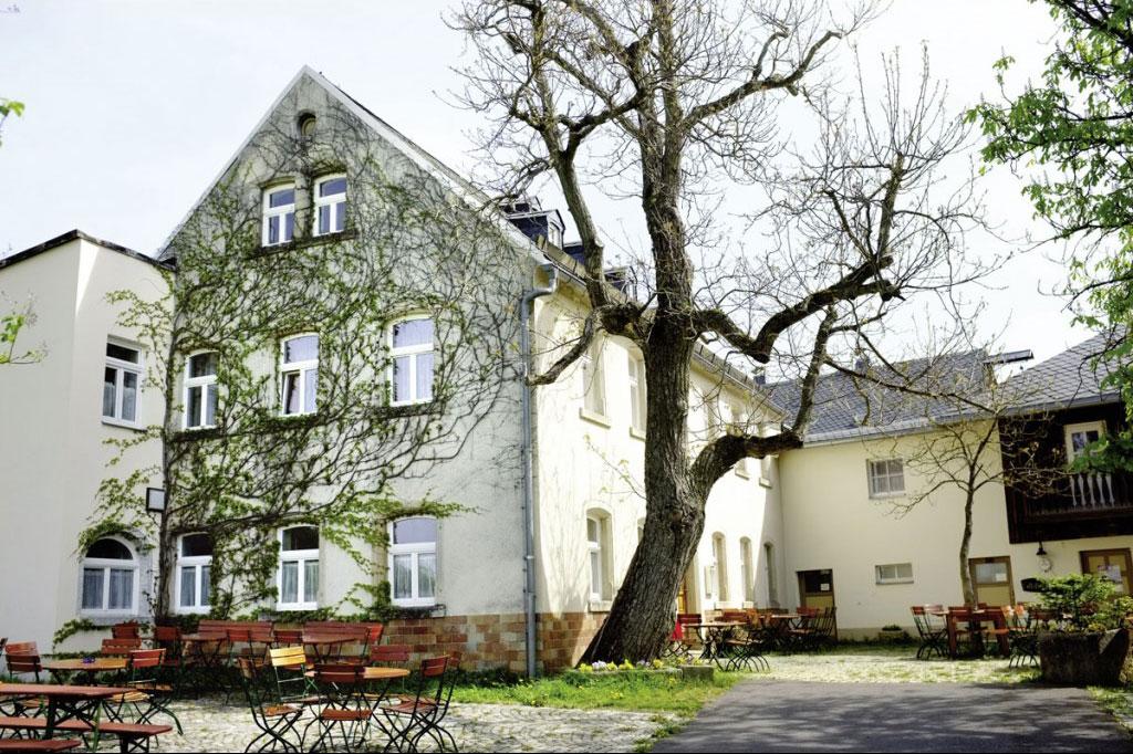 Waldgaststaette Steinhaus Aussen