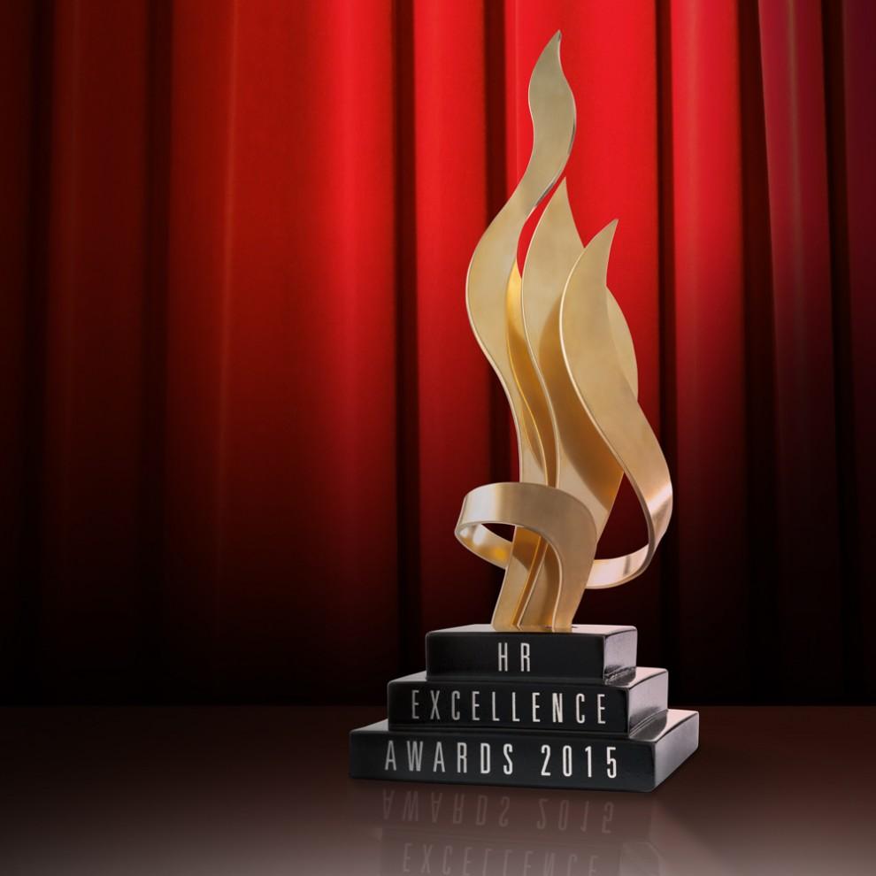 Human Ressources Excellence Award - Trophäe