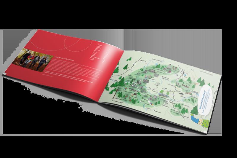 Region Wunsiedel Marktredwitz Fichtelgebirge Broschuere