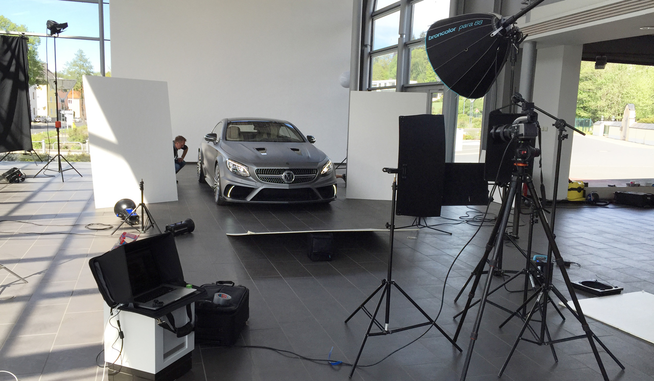 Mansory S-Klasse Coupé Making Of