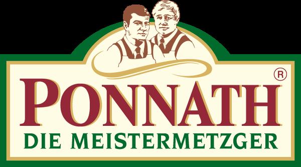 Ponnath Metzgerei Logo