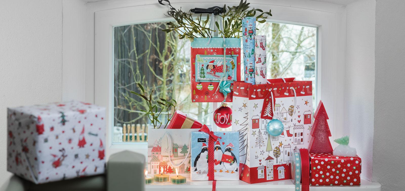 Merry Everything Deko Stil
